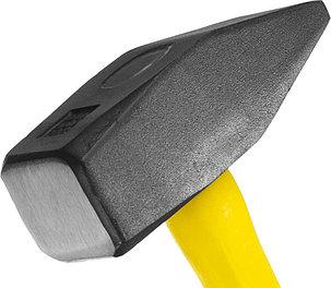 Молоток слесарный с фиберглассовой рукояткой Fiberglass, STAYER, 2000 г (20050-20_z01), фото 2