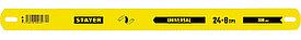 Полотно для ножовки по металлу Duplex-XL, STAYER, 24/18 TPI, 300 мм, 50 шт. (1590_z01)