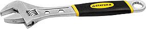 Ключ разводной CHROMAX, STAYER, 300/35 мм (27262-30)