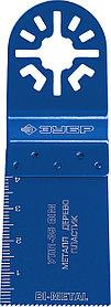 """Универсальная прямая пильная насадка УПП-35 BIM, ЗУБР, 35 x 40 мм, серия """"Профессионал"""" (15561-35)"""