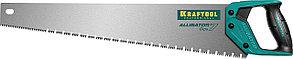 Ножовка для гипса Alligator GIPS, KRAFTOOL, 7 TPI, 550 мм (15210), фото 2