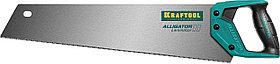 Ножовка по ламинату Alligator LAMINATOR, KRAFTOOL, 11 TPI, 500 мм (15207)
