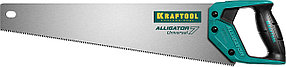 Ножовка универсальная Alligator 7, KRAFTOOL, 7 TPI, 450 мм (15004-45_z01)