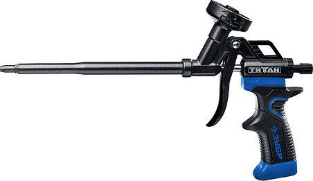 """Пистолет для монтажной пены, ЗУБР, тефлоновое покрытие, серия """"Профессионал"""" (06866_z02), фото 2"""