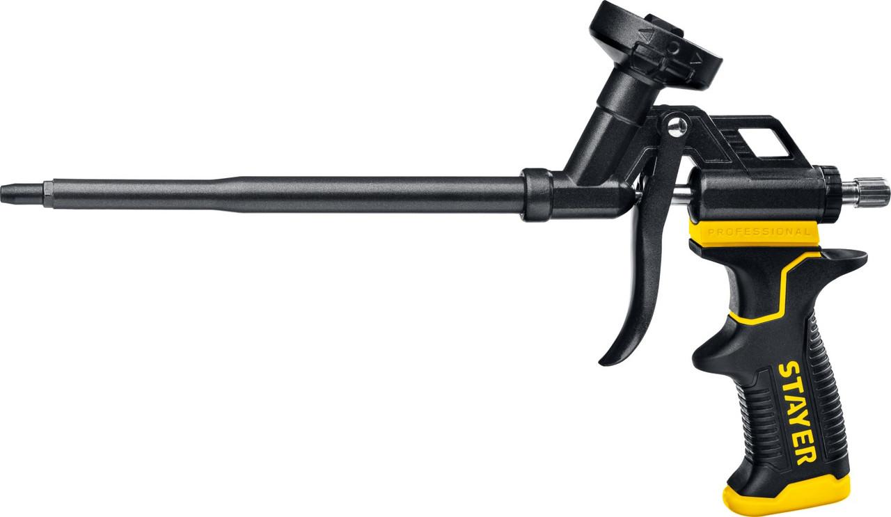 """Пистолет для монтажной пены """"ProTEFLON"""", STAYER, тефлоновое покрытие (06862_z02)"""