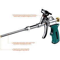 Пистолет для монтажной пены PROKraft, KRAFTOOL, тефлоновое покрытие (0685_z04), фото 3