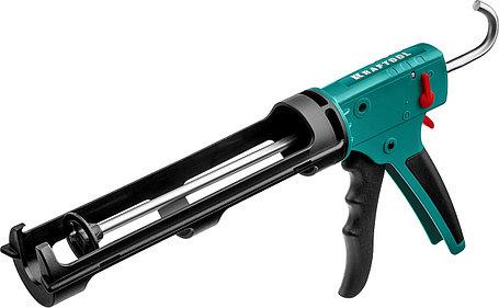 Скелетный пистолет для герметика Grand 2-in-1, KRAFTOOL, 310 мл (06674), фото 2