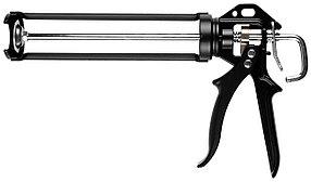 Пистолет для герметика KRAFTOOL, 320 мл, скелетный, поворотный корпус (06673_z01)