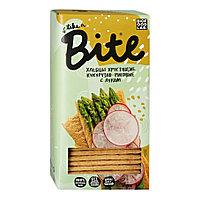 Bite хлебцы хрустящие кукурузно-рисовые с луком, 150 гр
