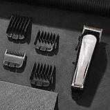 Триммер для стрижки волос VGR, фото 3