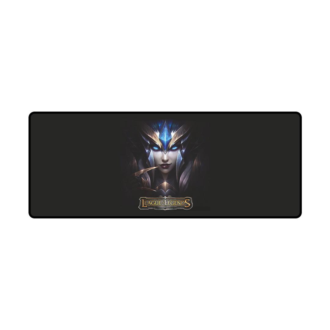 Коврик для компьютерной мыши, X-game, League Legends, 295 x 770 x 4mm Резиновая основа, Тканевая пов