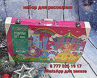 Набор для рисования в чемоданчике /чемоданчик для рисования