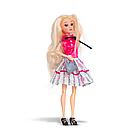 Кукла 29см, X Game kids, 5552, Серия Alice Маленькая модница, В комплекте сумочка, 10 точек артикуля
