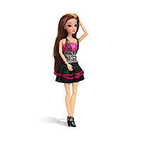 Кукла 29см, X Game kids, 5553, Серия Alice Маленькая модница, В комплекте расческа, 10 точек артикул