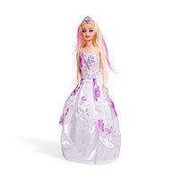 Кукла 29см, X Game kids, 9316, Серия Emily Сказочный бал, Подарочная упаковка, Белое с фиолетовым пл