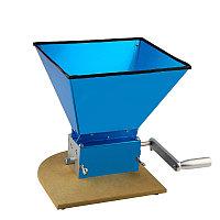 Akita Jp 3 rollers механическая мукомолка ручная трехвальцовая мельница для помола солода, зерна в муку
