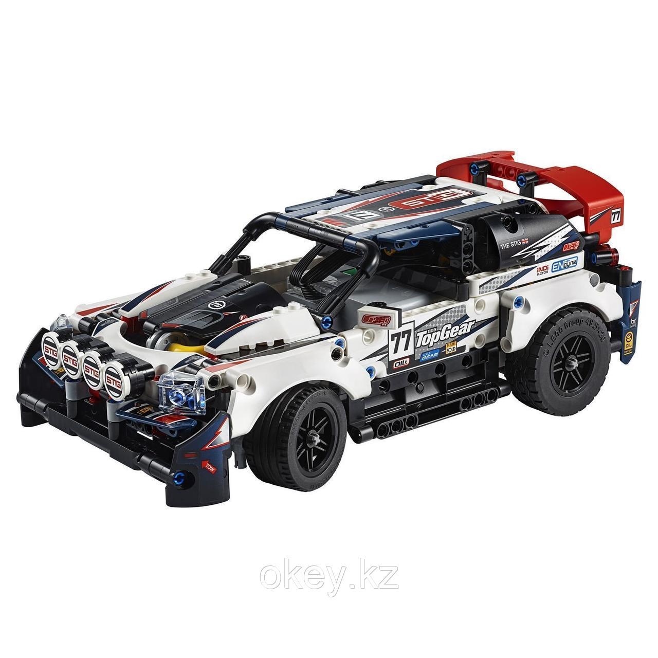 LEGO Technic: Гоночный автомобиль Top Gear 42109 - фото 3