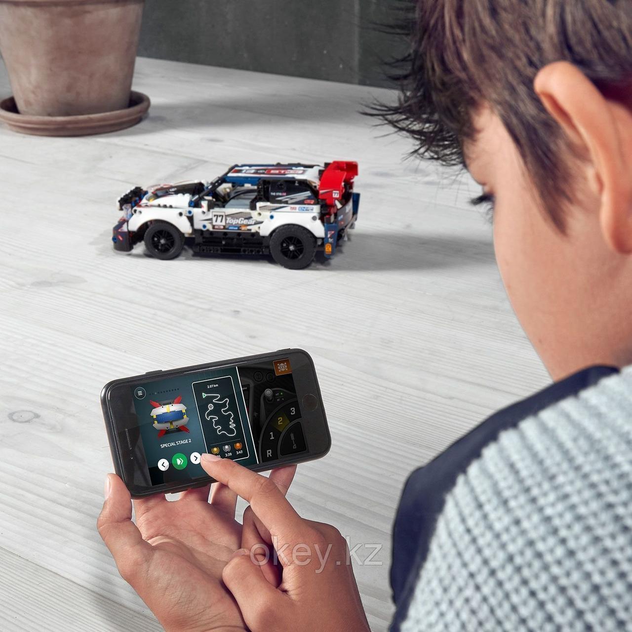LEGO Technic: Гоночный автомобиль Top Gear 42109 - фото 7