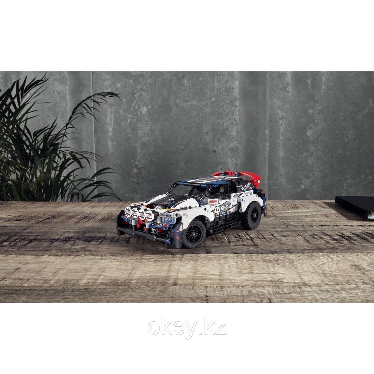 LEGO Technic: Гоночный автомобиль Top Gear 42109 - фото 10