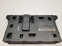 6398200026 Блок комфорта передней левой двери для Mercedes Vito Viano W639 2003-2014 Б/У