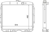 3307-1301010-70 Радиатор ГАЗ-3307 3-рядный