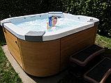 Гидромассажный спа бассейн Jacuzzi Santorini Pro, фото 3