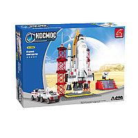 Игровой конструктор, Ausini, 25806, Космос, Космодром, 560 деталей, Цветная коробка
