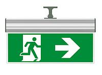 Светильник LT-46360 0.4W «Бегуший человек направо»