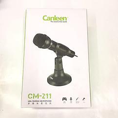 Универсальный конденсаторный микрофон CanLeen СМ-211