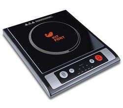 Индукционная плитка Kitfort КТ-107 черный