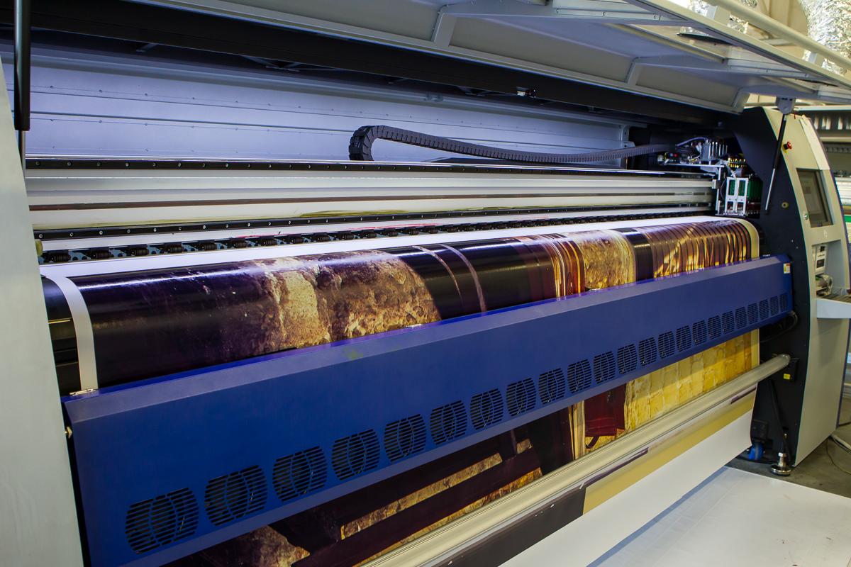Печать банера - фото 1