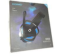 Наушники-гарнитура KOMC G302
