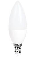 Лампочка светодиодная C37 6W 470LM E14 2700K / 3000K (ECOLITE)