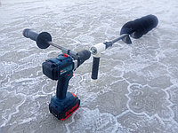 Аккумуляторный шуруповерт (Ледобур) ALTECO CID 2013Li, фото 1