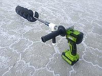Аккумуляторный шуруповерт (Ледобур) IVT CSD 20/4 -60 BMC, фото 1