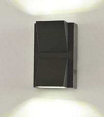 Светильник LED B2192 2 * 3W GREY 5000K (TEKLED)