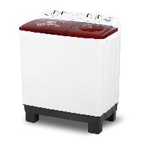 Стиральная машина Shivaki TC 100 P с помпой (красный)