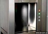 Монтаж малогрузовых ресторанных лифтов