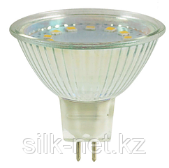 Лампочка светодиодная JCDR 3W 210LM 3000K GU5,3 230V (ECOL)