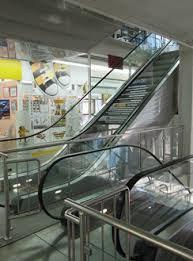 Установка эскалаторного оборудования