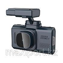 Видеорегистратор Silverstone City Scanner с функцией предупреждения о камерах сергек, фото 3