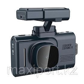 Видеорегистратор Silverstone City Scanner с функцией предупреждения о камерах сергек