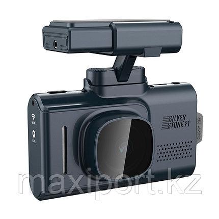 Видеорегистратор Silverstone City Scanner с функцией предупреждения о камерах сергек, фото 2