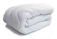 """Одеяло Микроволокно Sililine """"Mogza"""", 140х205, чехол: 100% хлопок (осень-зима)"""
