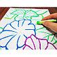 Пастель масляная, 36 цветов, Pentel, 860 мм, в картоне, фото 5