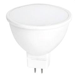 Лампочка светодиодная JCDR 3W 6400K GU5.3 210LM NEW
