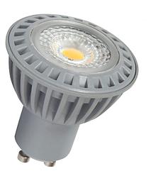 Лампочка светодиодная GU10 COB 6W 5000K 450LM230V (ECOLED)