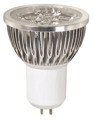 Лампочка LED MR16-HP5W 4000K 260LM 85-260V ECOL (100)