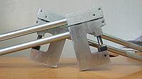 Ручной пуклевочный пресс для крепления шинорейки