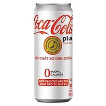 Coca-Cola Plus 330ml Въетнам (24шт-упак)